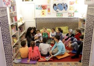 medina childrens library